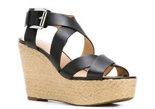 MICHAEL BY MICHAEL KORS WOMEN SHOES CELIA MID WEDGE HEELS SANDALS #40S6