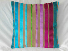 Designers Guild Velvet Fabric Moyka Turquoise  Cushion Cover 7 size available