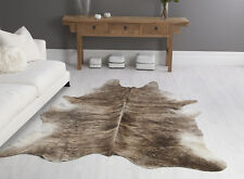 Light Exotic Cow Hide Rug