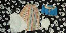 Vintage 1964 Barbie Doll in Holland #823 Pieces by Mattel