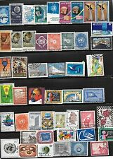 Lot 100 United Nations Stamps all Different