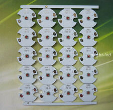 20pcs NEW Original CREE XBD 3W LED emitter diode lamps White warm white red blue