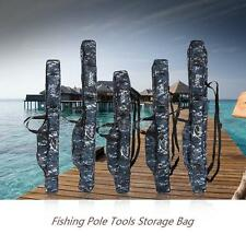 Fishing Rod Carrier Fishing Pole Tools Storage Bag Case Smart Anglers D6O1