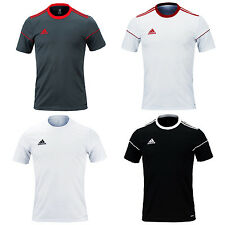 Adidas Men's Squadra 17 Soccer Jersey Training Top Football Shirts
