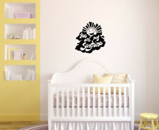"""WALL- You Are My Sunshine - SMALL - Vinyl Wall Decal ©YYDC (10.5""""w x 11""""h)"""