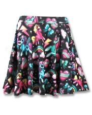 Liquorbrand Women's Unicorn Skirt Alternative Party Festival Rockabilly Skater