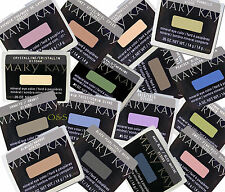 MARY KAY MINERAL EYE COLOR SHADOW CHOOSE TRENDING FASHION SHADES FOR AUTUMN