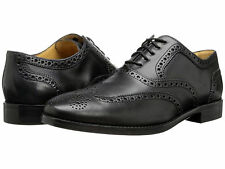 Cole Haan Mens Cambridge Wing Tip Lace Up Perforated Brogue Business Dress Shoes