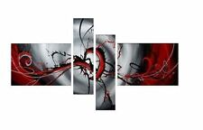 Modern Painting On Canvas Picture Abstract Art Contemporary Framed Wall Decor