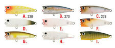 NEW Lucky Craft Bevy Pop 50 Fishing Rods Reels Tackle Box Lures Jigs
