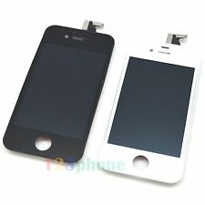TOUCH SCREEN DIGITIZER + LCD DISPLAY ASSEMBLY + FRAME FOR IPHONE 4S #W/TRACKING