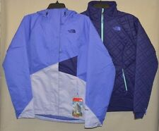 The North Face Women Quilted Penny Triclimate 3 in 1 HyVent Jacket Snow Ski #3