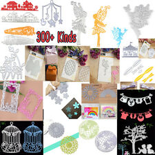 Metal Cutting Dies Stencil Scrapbooking Album Paper Card Embossing Craft DIY