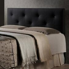 Dalini Headboard with Faux Crystal Buttons. Shipping Included