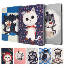 For Apple iPad 2 3 4 5 6 Air 2 Mini Stand Flip Leather Smart Case Cover