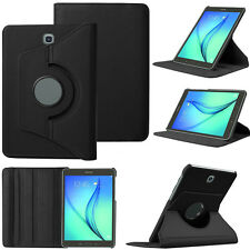 """360 Degree Rotating Stand Leather Case Cover For Samsung Galaxy Tab S2 T715 8"""""""