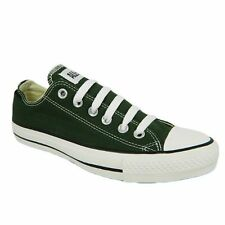 Converse Shoes Chuck Taylor All Star Green Sneakers for Men and Women - 132297