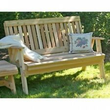 Creekvine Designs Cedar Countryside Garden Bench. Brand New