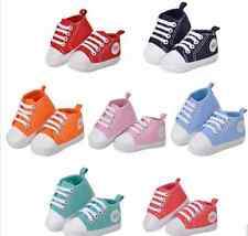 2017 Girls And Boys Baby New Born Shoes Sport Sneaker Gift For Baby High Quality