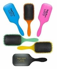 PROFESSIONAL DENMAN TANGLE TAMER LARGE D90L ULTRA DETANGLING BRUSH 6 COLOURS