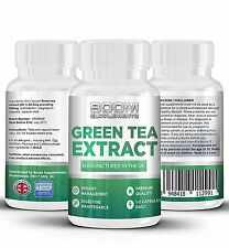 Green Tea Extract 850mg Max Strength 90 Powerful Fat Loss Capsules