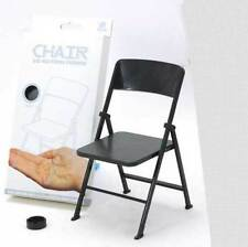 1/6 Scale Action Figure Folding Chair for Hot Toys Doll BBI Soldier