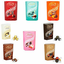 Lindt Lindor 200g, Milk, Assorted, Orange, White, Dark, Hazelnut Coconut