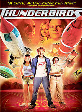 Thunderbirds (DVD, 2004, Widescreen)