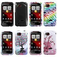 For HTC Rezound Design Snap-On Hard Case Phone Cover