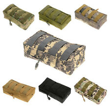 Tactical Military Molle Modular Utility Magazine Pouch Accessory Medic Waist Bag