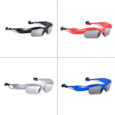 Sport Sunglasses Bluetooth Stereo Music Headset Sun Glasses For Phones
