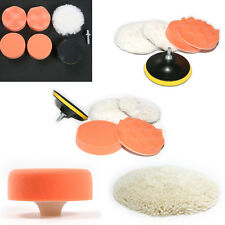 Buffer Polish Buffing Polishing Pads Set Kit For Car Auto Polisher Cleaning Tool