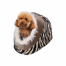 Pet Dog Bed Warm Dog Cat Nest Bed Lovely Soft Pet Products Dog Kennel Nest EW