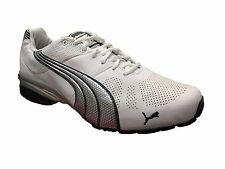 Puma USSH16031410230 New Mens Cell Hiro TLS Running Shoe White/Silver 8