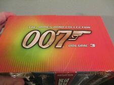 22 James Bond 007 VCR movies-EUC
