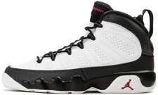 NEW NIKE Air Jordan 9 Retro Black&White Space Jam LTD Shoes Sneaker 302359 112