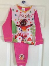 Girls Upsy Daisy In the Night garden Pyjamas Sizes 18/24 & 3/4