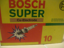 BOSCH SPARK PLUGS BOX OF TEN   7521  WR10FCZ  made in germany