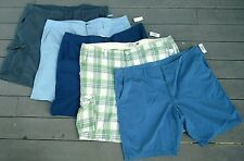 Old Navy Size 48 Blue Cotton Shorts ~ NWT ~ Cargo or Regular