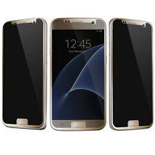 9H HD Anti-Spy Privacy Tempered Glass Film Screen for Samsung Galaxy S7 S6 Note5