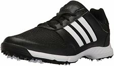adidas Men's Tech Response Cblack/Ftww Golf Shoe - Choose SZ/Color