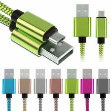 25cm Power Bank Short Aluminum Micro USB Data & Sync Chargers Cable For Android