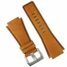 B & R Bands Spice Horween Leather Bell & Ross Watch Strap Band BR01 BR03
