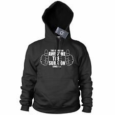 Awesome Tree Surgeon Hoodie Funny Men Axe Chainsaw Hoody Sweater Lumberjack PT23
