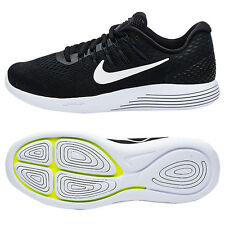 Nike Women's LunarGlide 8 Running Shoes Athletic Black/White 843726-001