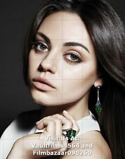 """MILA KUNIS - Selection of 10"""" x 8"""" and 12"""" x 8"""" Colour and B/W Photograph(s)"""
