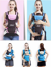 Safe Baby Carrier Ergonomic Kid Sling Backpack Wrap Pouch Infant Kangaroo Bag
