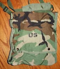 US Military Map and Photograph Bag Woodland Nylon