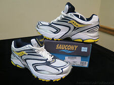 MEN'S SAUCONY 3D GRID HURRICANE 7 ATHLETIC SHOES | BRAND NEW IN BOX | MUST SEE |