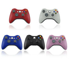 For Microsoft For Xbox 360 Console Wireless/Wired Game Remote Controller Lot KN